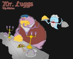 Mr. Luggs, the Glutton by Boo-and-Kirby