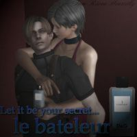 le bateleur Ad by IamRinoaHeartilly