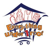 Everything Under 1 Roof Logo by purpletbl