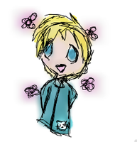 iscribble - SP - Butters by AngelLilly