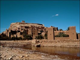 Ait Ben Haddou by Aixstory