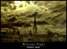 Welcome Night by pachylla