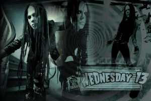 Wednesday 13 Siggy by sydneysomething