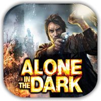 Alone In The Dark Game Icon by Wolfangraul