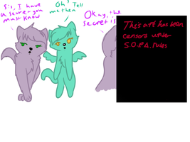 Curse You, S.O.P.A by ZakSaturday2468