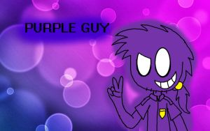 Purple Guy by Wyldstyle101