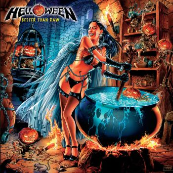 Helloween - Better Than Raw by lv888