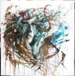 The Storm by Carnegriff