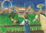 Dreaming about the Fair by ElvenWarrior14
