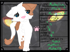 MudBelly Reference Sheet by InuLover097