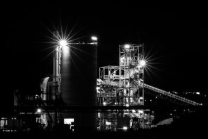 Structure nocturne by Jbuth