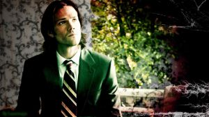 Sam Winchester - 8x04 by Lauren452