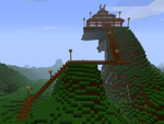 Minecraft Dojo thingy 1 by EnclosedOne