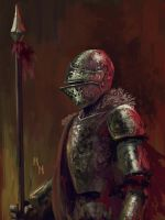 Knight001 by MiroJohannes