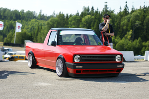 VW Caddy by JensTrio