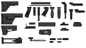 Accessories by airsoftfarmer