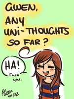 uni thoughts. by TheGweny