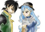 Juvia X Gray After Time Skip by Nekonojosei