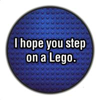 Step on a Lego by Babs9