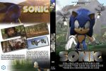 Sonic Fan Film DVD Cover by Sega-Club-Tikal