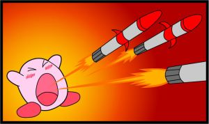 Kirby Missles by KingMonster