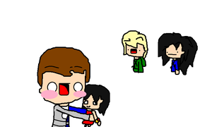 Awkward ._. by Ask-Jaeyh-Garmadon
