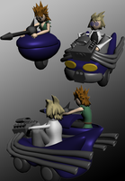 What could have been: Gho-Kart by Degulus