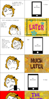 No Messages  *RAGEcomic* by MamaGizzy