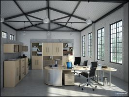3D Office 5 by FEG