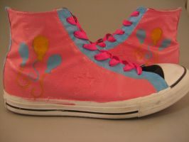 Pinkie Pie Cosplay Shoes by Acrylicolt