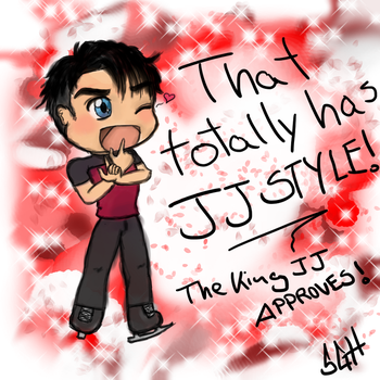 Chibi Jean Jacques - Totally has JJ Style by SaiyanGirlHeart