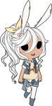 [GO:COM] Tiny Anaru by Art-M0nster