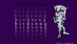 Birdsong Desktop No. Whatever by Soulfire1123
