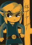 [SMASH Pallet Challenge] Toon Link by Rock-Bomber