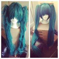 Tutorial - How To Restore Your Cosplay Wig by lameninja
