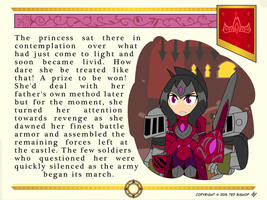 Another Princess Story - To War by Dragon-FangX