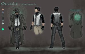 Occult - Official Concept Art by Topher8417