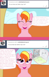 Ask Twilight and Copycat #31 by Kendell2