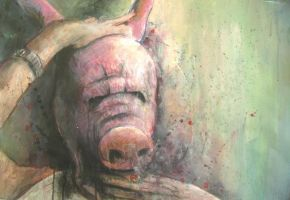 The Pig by Arcing21