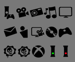 nxe icon pack by MuScLzLive
