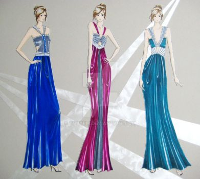 Eveningwear Collection by TobyRM