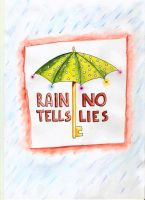 Rain tells no lies Cover by Akeudi