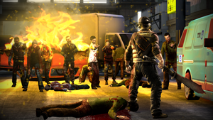 Dead Rising 3: Nikout style by Kokyal0rd