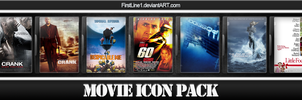 Movie Icon Pack 18 by FirstLine1
