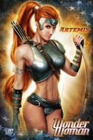 Artemis by Jeffach