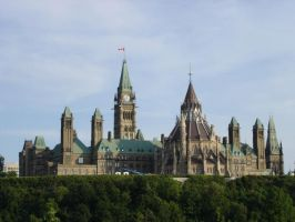 Parliament Hill 01b by MapleRose-stock