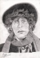 The 4th Doctor, I by Ralphmax