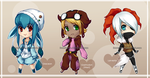 [CLOSED] Adopts Pkm Giji Hoodie ver. by Bunni-Hime