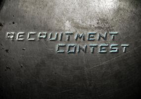 Recruitment Contest by libby59