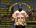 yung joc flyer by cstrader3